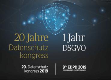 20 Jahre Datenschutzkongress