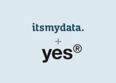 itsmydata sagt yes® und vereinfacht die Registrierung für Kunden von Banken und Sparkassen