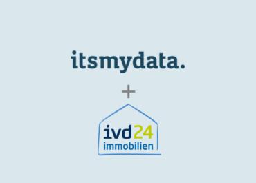 ivd24immobilien senkt mit itsmydata die Kosten für Wohnungssuchende und vereinfacht die Prozesse